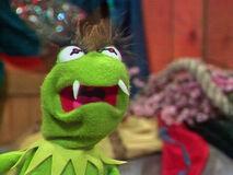 Kermit the Frog's freakouts