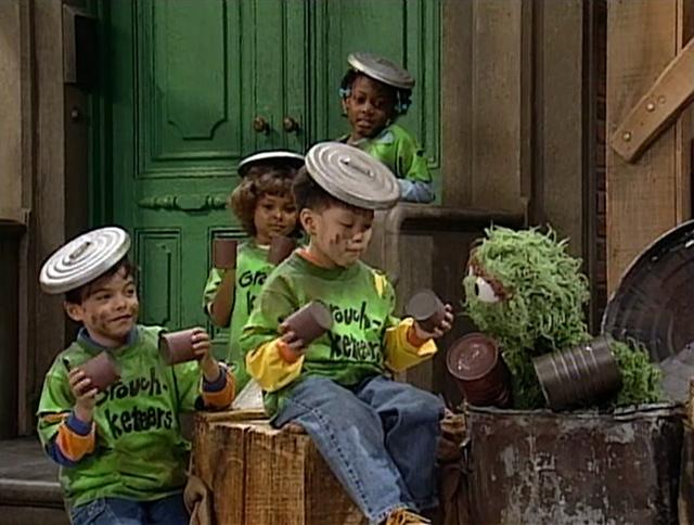 The Grouchketeers