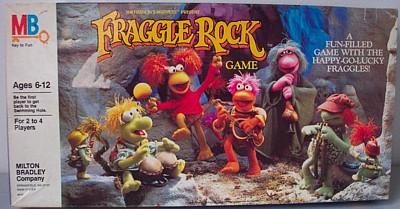 Fraggle Rock Game