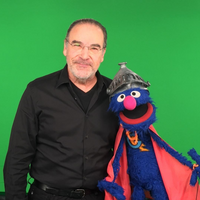 Mandy Patinkin Super Grover