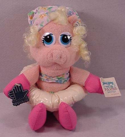 Muppet Babies plush (Applause)