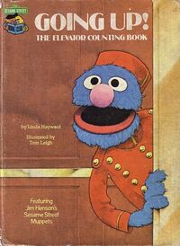 Going Up: The Elevator Counting Book