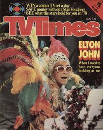 TV Times 7-13Jan1977