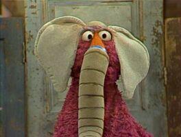 Telly-elephant