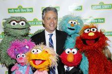 2012 Sesame Gala Jon Stewart