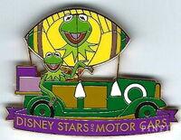 Kermit parade pin