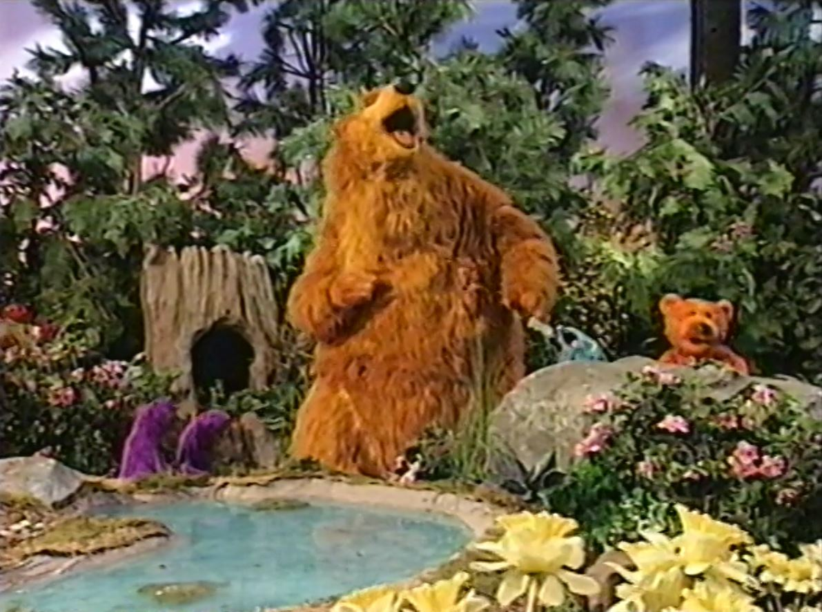 Spring Fever (Bear in the Big Blue House song)