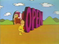 Closetheopen