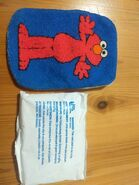 Sesame Street Elmo ice pack The First Years