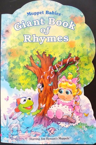 Muppet Babies Giant Book of Rhymes