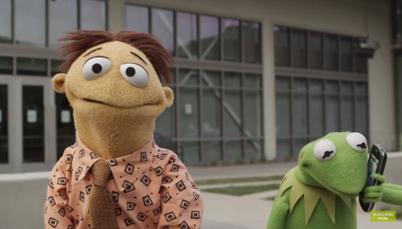 The Muppets at YouTube Space LA