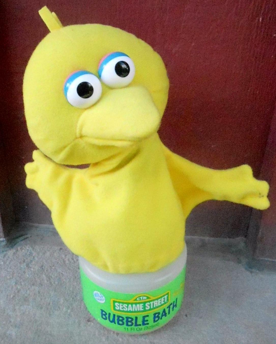 Sesame Street soakies (Applause)