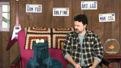 Cookie Monster is the controller!