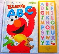 Elmo's ABC