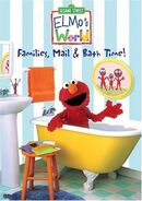 Mail and bath time