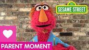 Sesame Street Louie Talks Routines Parent PSA