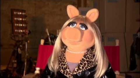 "Disney's ""The Muppets"" - Miss Piggy Interview"