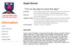 Muppetbook Super Grover
