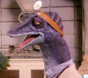 The Doctor (Dinosaurs)