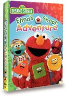 Elmo's Shape Adventure