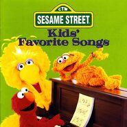 Kids' Favorite Songs (CD)