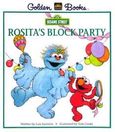 Rosita's Block Party