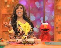 WendyWilliamsShow Elmo