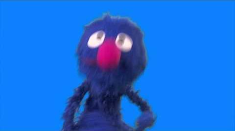 Sesame Street Grover on YouTube