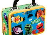 Sesame Street lunchboxes (Vandor)