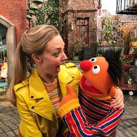 Ernie and Amanda Seyfried