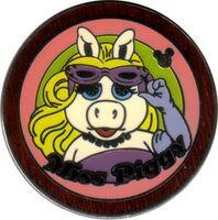 Cast lanyard 2006 piggy