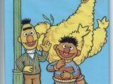 Sesame Street trading cards