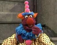 Telly clown 2866