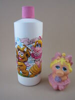 Avon 1985 muppet babies shampoo finger puppet daryl cagle art 2