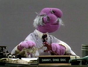 Danny, Dino Doc