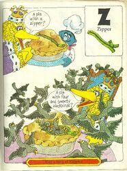 King Big Bird - The Sesame Street Storybook Alphabet