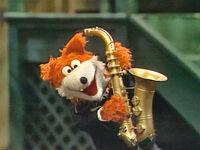 3042 fox in a tux
