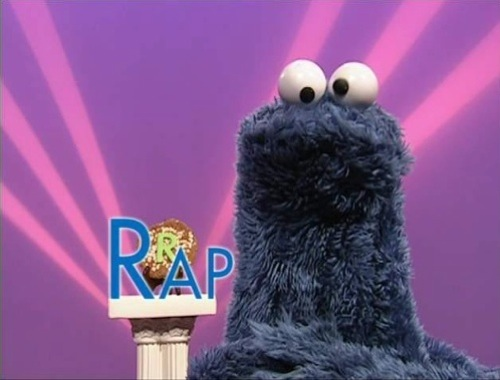 Cookie's R Rap Song