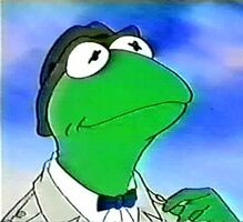 Kermit the Frog (animated)