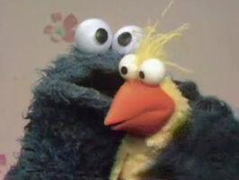 Kiss Cookie Little Bird