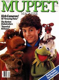 Muppet Magazine issue 18