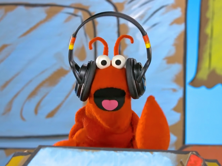 DJ Lobster