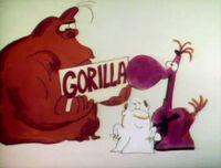 Filmfair G gorilla