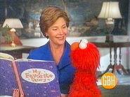 Laura Bush PBS promo 2003
