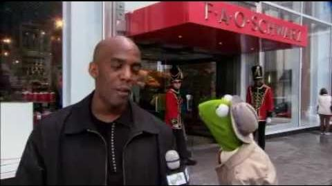 What's a Whatnot? - Frog on the Street