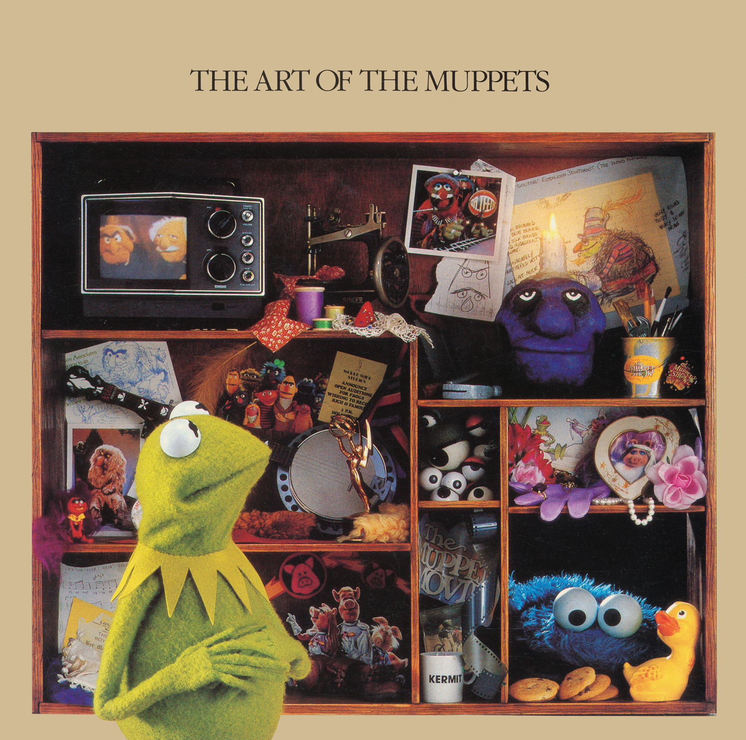 The Art of the Muppets (book)