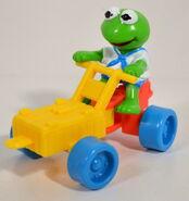 Mcdonalds canada muppet babies premium 8