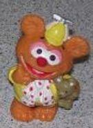 RainbowToys1985FozzieTeddy