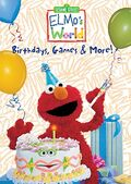 Birthdaygames Warner DVD