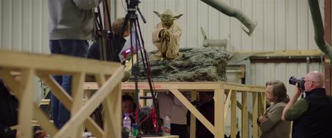 Frank Oz Yoda Last Jedi 05